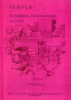 Schule für Xylophon, Glockenspiel und Lyra