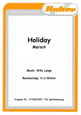 Holiday (Spielmannszug)