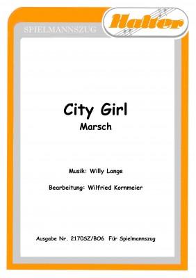 City Girl (Spielmannszug)