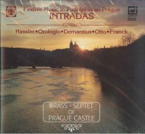 Intradas - Festive Music in Rudolphinian Prague (CD)