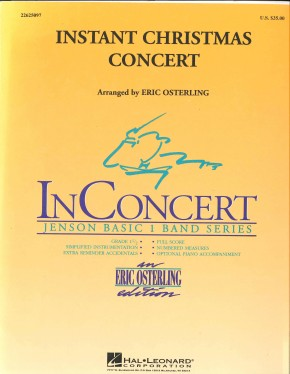 Instant Christmas Concert