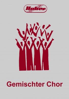 Eja so seht den Rosenstrauch - CHORSATZ für GEMISCHTEN CHOR