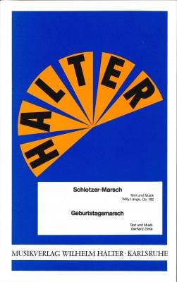 Geburtstagsmarsch - KLAVIER / DIREKTION