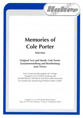 Memories of Cole Porter