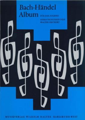 Bach Händel Album - Für die Jugend