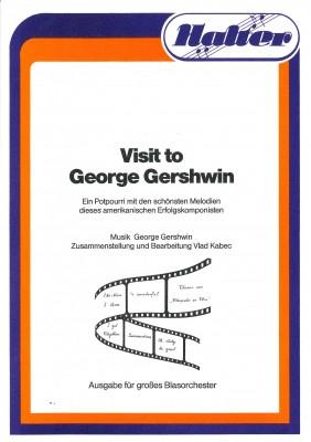 Visit to George Gershwin