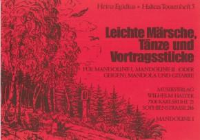 Halters Tourenheft  5 2. Mandoline