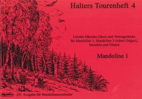 Halters Tourenheft 4
