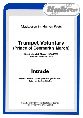 Trumpet Voluntary (Prince of Denmarks March)