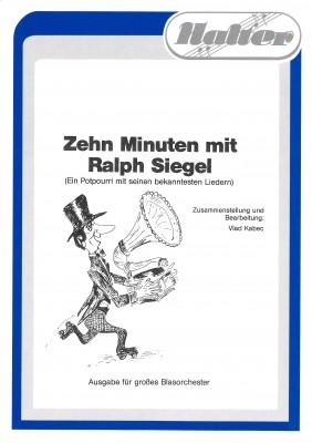 Zehn Minuten mit Ralph Siegel