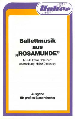 Ballettmusik Nr. 2 aus Rosamunde