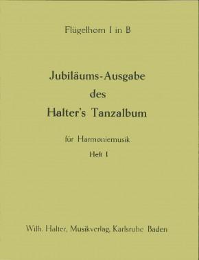Jubiläumsausgabe Halters Tanzalbum - Heft 1