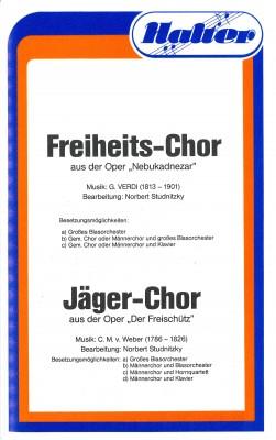 Jägerchor aus dem Freischütz
