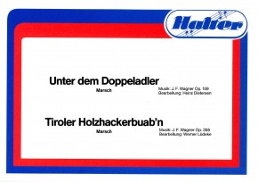 Tiroler Holzhackerbuab'n