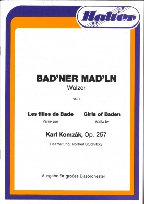 Badner Madln (Bad'ner Mad'ln)