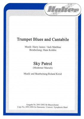 Trumpet Blues and Cantabile