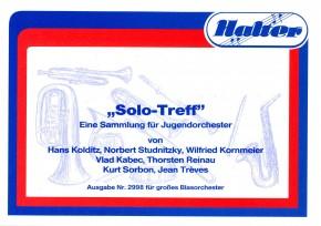 Solo Treff - Sammlung leichter Solostücke für junge Solisten und Jugendorchester