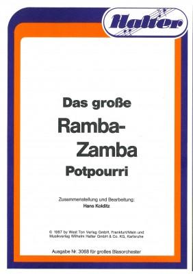 Das große Ramba Zamba Potpourri