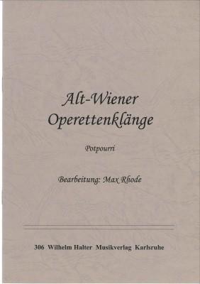 Alt Wiener Operettenklänge