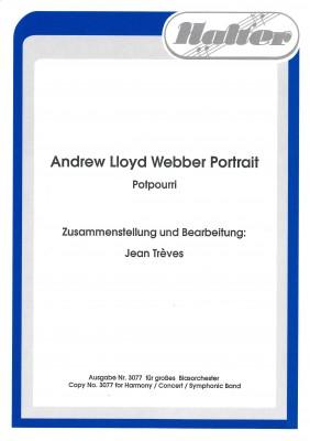 Andrew Lloyd Webber Portrait