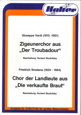 """Chor der Landleute aus """"Die verkaufte Braut"""""""