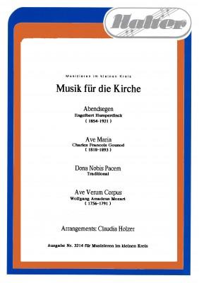 Musik für die Kirche