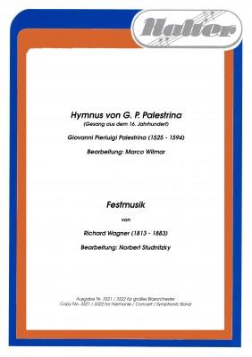 Hymnus von G. P. Palestrina