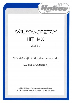 Wolfgang Petry Hit-Mix