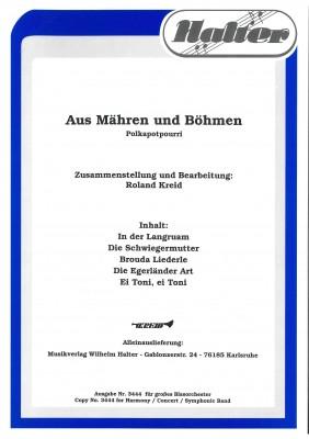 Aus Mähren und Böhmen