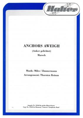 Anchors aweigh (Anker gelichtet)