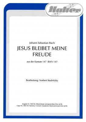 Jesus bleibet meine Freude - KLAVIER / DIREKTION