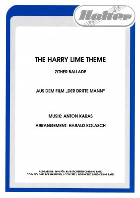 The Harry Lime Theme