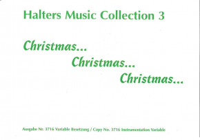 Christmas-Christmas-Christmas (Collection 3) Stimmpartitur in C