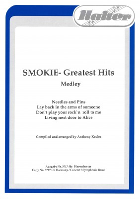 Smokie Greatest Hits