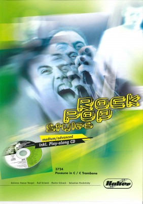 ROCK POP STYLES (medium / advanced) - Posaune in C