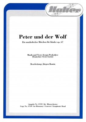peter und der wolf 3739. Black Bedroom Furniture Sets. Home Design Ideas