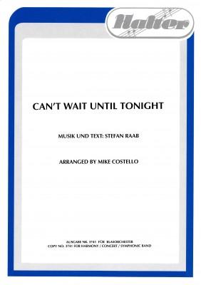 Can't wait until tonight (Max Mutzke)