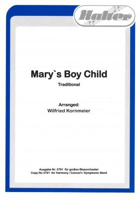 Mary's Boy Child