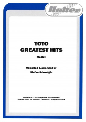 Toto - Greatest Hits