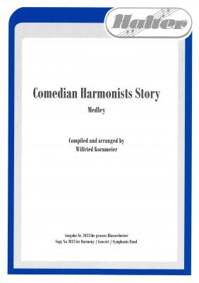 Comedian Harmonists Story
