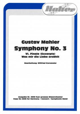 Symphony No. 3 <br /> Sinfonie Nr. 3