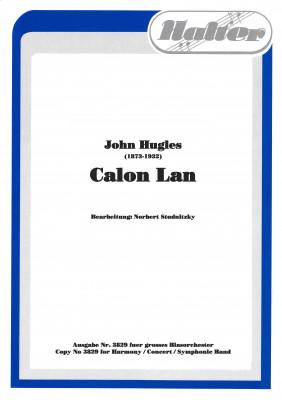 Calon Lan - CHORSATZ für GEMISCHTEN CHOR