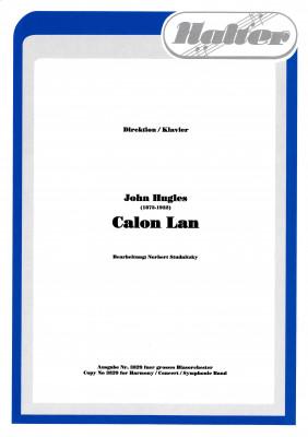 Calon Lan - KLAVIERDIREKTION