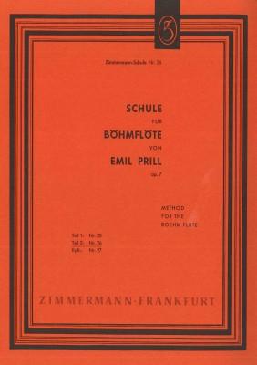 Schule für Böhmflöte - Teil 2