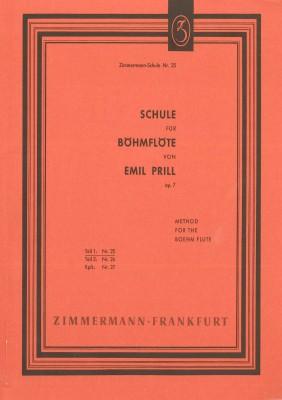 Schule für Böhmflöte - Teil 1