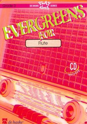 Evergreens for Flute