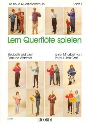 Lern Querflöte spielen - Band 1