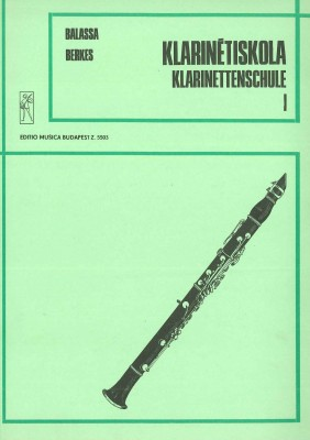 Klarinettenschule - Teil 1