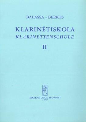 Klarinettenschule - Teil 2