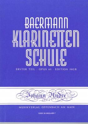 Klarinettenschule - Erster Teil / Edition 502 B